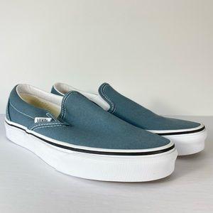 Vans Classic Slip-On Goblin Blue Sneakers